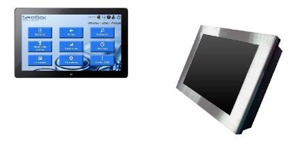 Tablette et écran tactile