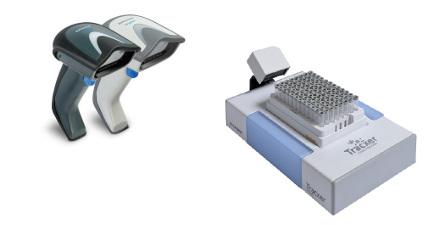 Scannette et Scanner Micronic